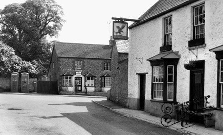 The Eagle Inn, Watchfield, Berkshire, England
